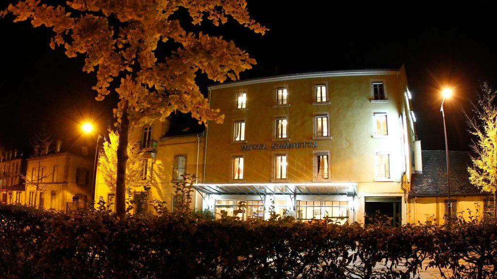Hôtel Gambetta à Lons-le-Saunier